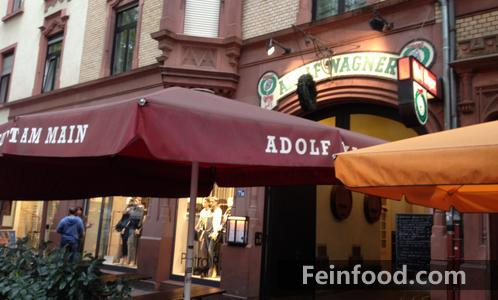 , , Restaurant Adolf Wagner