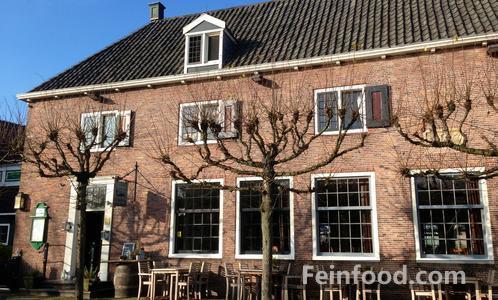 , , Restaurant De Hoop Op d'Swarte Walvis(Zannse Schans)
