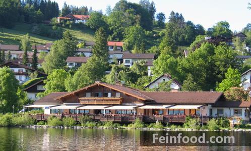 , , Fischerhütte in Hopfen am See