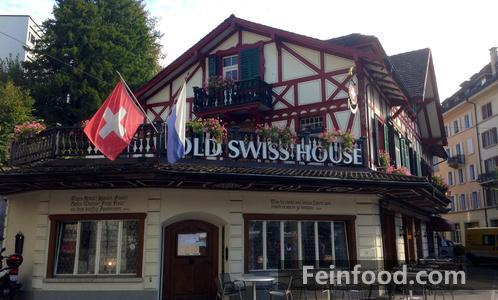 , , Old Swiss House