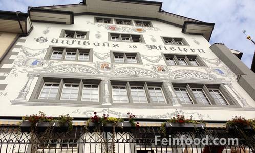Zunfthausrestaurant Pfistern Luzern
