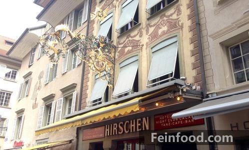 , , Hotel & Restaurant Hirschen
