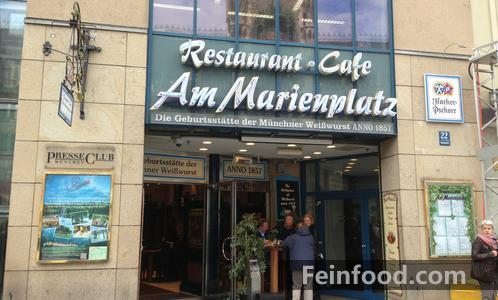 , , Restaurant Cafe am Marienplatz