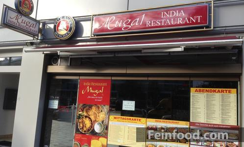 , , India Restaurant Mugal