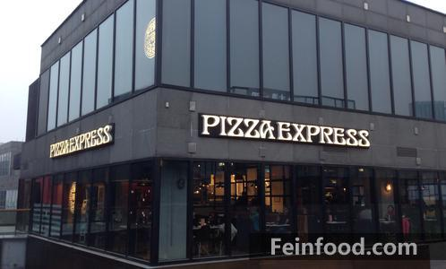 , Pizza Express太古城店, Pizza Express