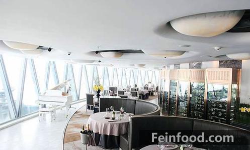 , 卢特斯法国餐厅, Lutece Frech Revolving Restaurant