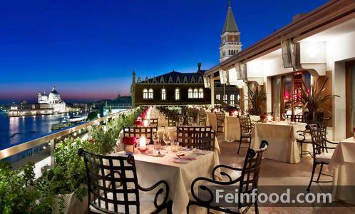 , , Restaurant Terrazza Danieli