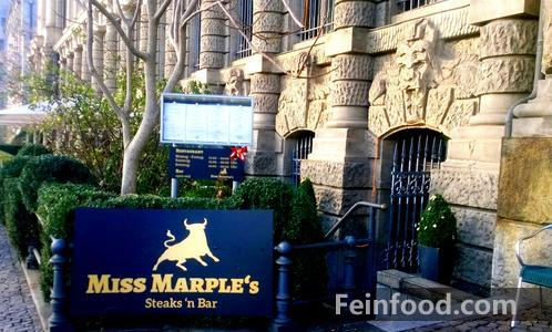 , , Miss Marple's Steaks 'n Bar