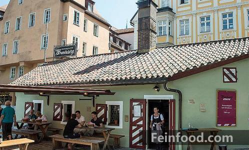 , , Historische Wurstküche