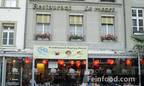, , Restaurant Le Mazot