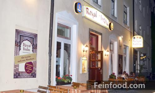 , , Indisches Restaurant Royal India