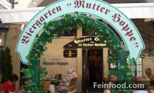 , , Gasthaus Mutter Hoppe