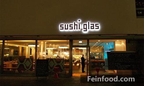 , , Sushi Glas