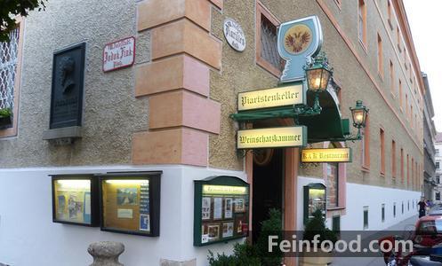 , , K.u.K. Restaurant Piaristenkeller