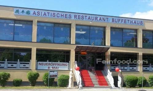 asiatisches restaurant buffet haus. Black Bedroom Furniture Sets. Home Design Ideas