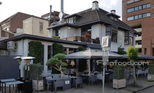1910 restaurant,: feinfood,eindhoven,pays-bas